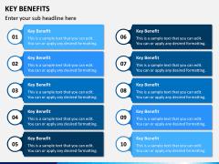 Key Benefits PPT Slide 12