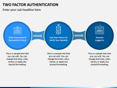 Two Factor Authentication PPT Slide 1