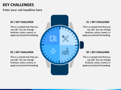 Key Challenges PPT Slide 5