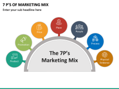 7P's of Marketing Mix PPT Slide 4