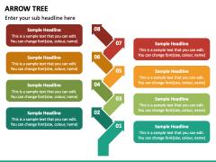 Arrow Tree PPT Slide 6