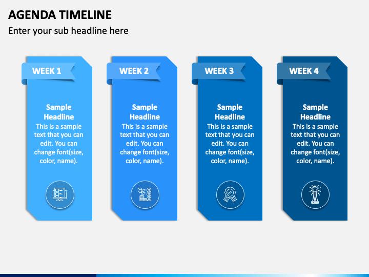 Agenda Timeline Powerpoint Template Ppt Slides Sketchbubble