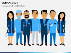 Medical Staff PPT Slide 3