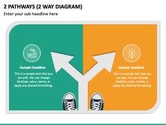 2 Pathways (2 Way Diagram) PPT Slide 2