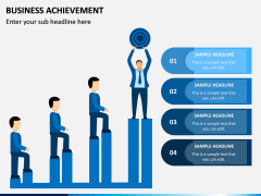 Business Achievement PPT Slide 2
