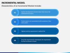 Incremental Model PPT Slide 3