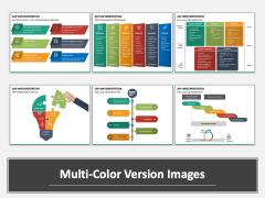 SAP Implementation Multicolor Combined