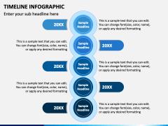 Timeline Infographic PPT Slide 3