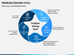 Problem Solving Cycle PPT Slide 4