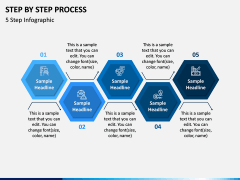 Step By Step Process PPT Slide 5