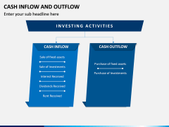 Cash Inflow and Outflow PPT Slide 2