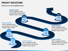 Project Milestone PPT Slide 6