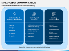 Stakeholder Communication PPT Slide 4