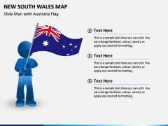 New South Wales Map PPT Slide 6