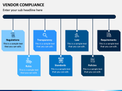 Vendor Compliance PPT Slide 2