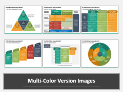 IT Operations Management Multicolor Combined