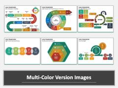 Agile Framework Multicolor Combined