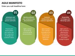 Agile Manifesto PPT Slide 6