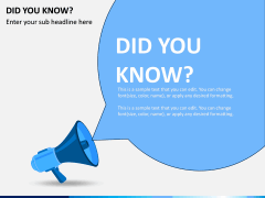 Did You Know PPT Slide 4