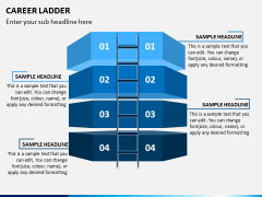Career Ladder PPT Slide 3