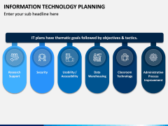 IT Planning PPT Slide 8