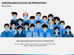 Coronavirus (COVID-19) Prevention PPT Slide 7