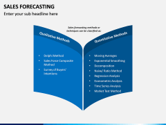 Sales Forecasting PPT Slide 14