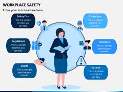 Workplace Safety PPT Slide 1
