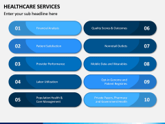 Healthcare Services PPT Slide 6
