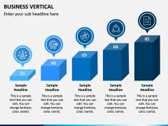 Business Vertical PPT Slide 2