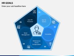 HR Goals PPT Slide 3