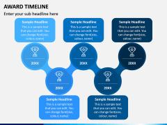 Award Timeline PPT Slide 4