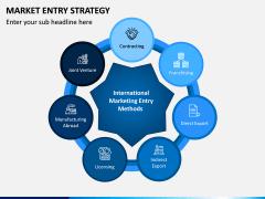 Market Entry Strategy PPT Slide 1