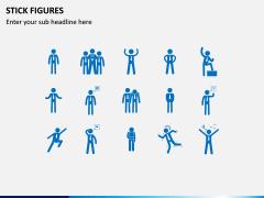Stick Figures PPT Slide 3