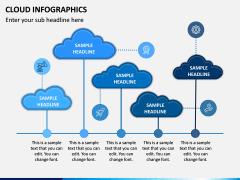 Cloud Infographics PPT Slide 3