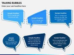 Talking Bubble PPT Slide 3