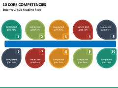 10 Core Competencies PPT Slide 2