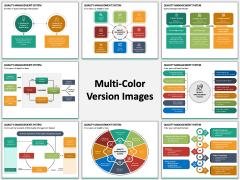 Quality Management System Multicolor Combined