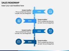 Sales Roadmap PPT Slide 1