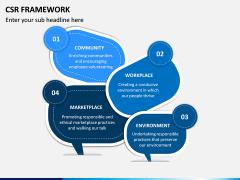 CSR Framework PPT Slide 10
