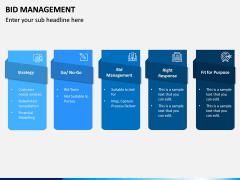 Bid Management PPT Slide 2