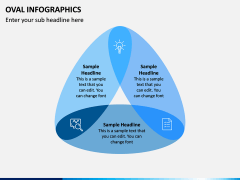 Oval Infographics PPT Slide 10