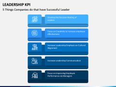Leadership KPI PPT Slide 2