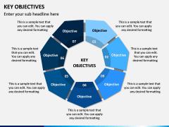 Key Objectives PPT Slide 9