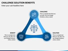 Challenge Solution Benefits PPT Slide 4