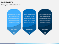 Pain Points PPT Slide 3
