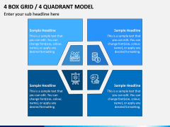 4 Box Grid PPT Slide 6