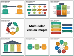Project Identification Multicolor Combined