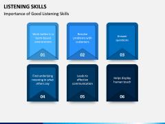 Listening Skills PPT Slide 6