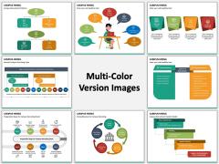 Campus Hiring Multicolor Combined